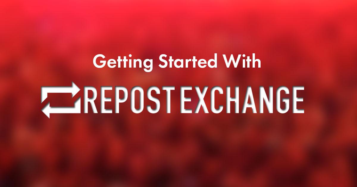 RepostExchange   Supercharge your SoundCloud